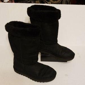 Skechers Australia boots women's size 8
